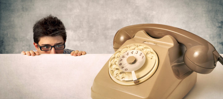 Do You Have 'Call Reluctance'?